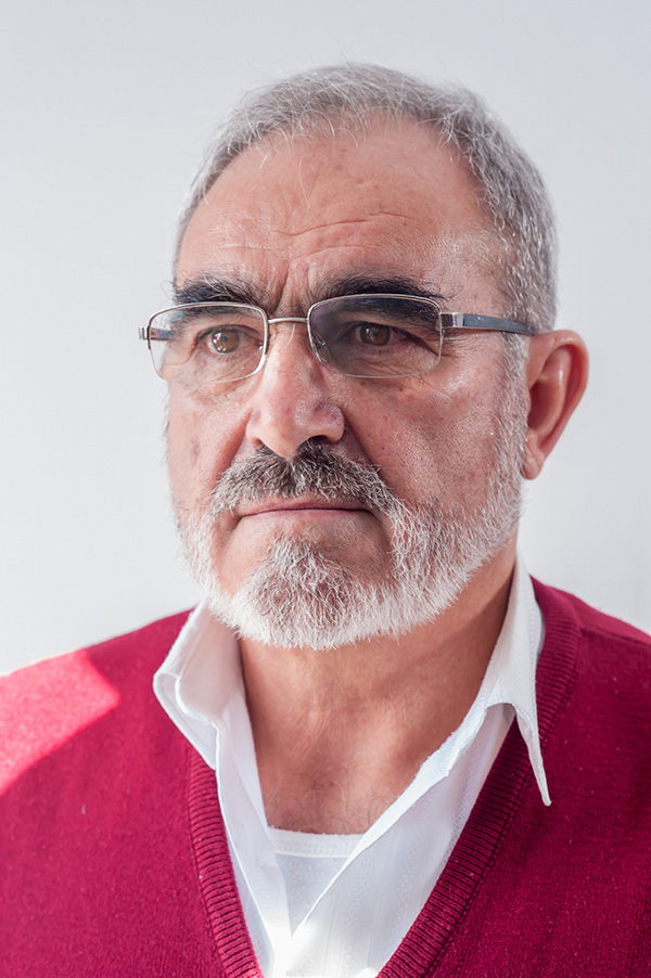 José Rodríguez Ferreira (IU)